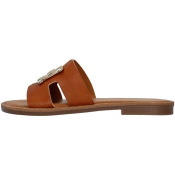Sapatos Mulher Chinelos S.piero E2-006 Castanho
