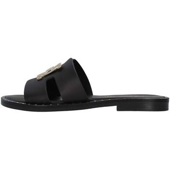 Sapatos Mulher Chinelos S.piero E2-006 Preto