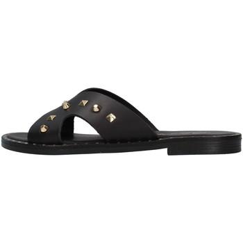 Sapatos Mulher Chinelos S.piero E2-011 Preto
