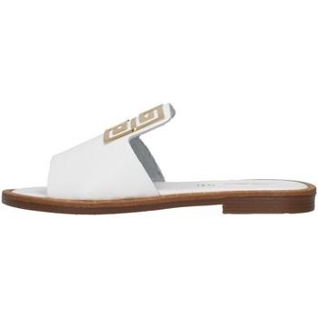 Sapatos Mulher Chinelos S.piero E2-021 Branco