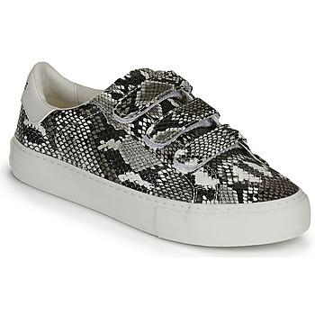 Sapatos Mulher Sapatilhas No Name ARCADE STRAPS Branco