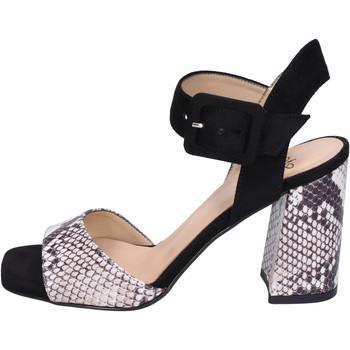 Sapatos Mulher Sandálias Moga' Sandálias BH74 Preto