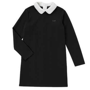 Textil Rapariga Vestidos curtos Ikks LIN Preto