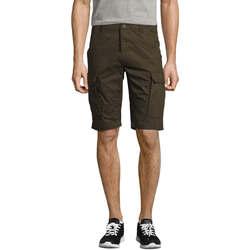 Textil Homem Shorts / Bermudas Sols Bermuda de hombre Jackson Marrón