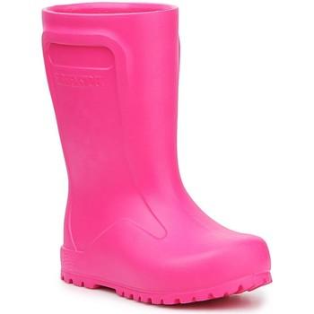 Sapatos Criança Botas de borracha Birkenstock Derry Neon Pink 1006288 pink