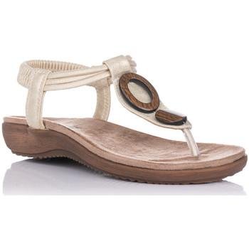 Sapatos Mulher Sandálias Zapp 17063 Ouro