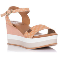 Sapatos Mulher Sandálias Popa CONGO MARCA Branco