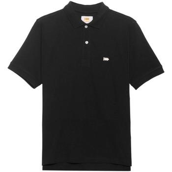 Textil Polos mangas curta Klout  Negro