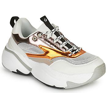 Sapatos Mulher Sapatilhas Victoria  Branco / Cinza