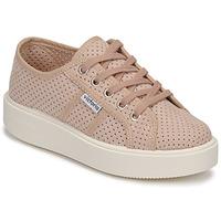 Sapatos Mulher Sapatilhas Victoria  Rosa