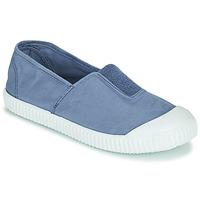Sapatos Criança Sapatilhas Victoria  Azul