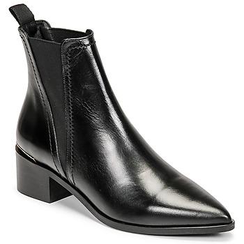 Sapatos Mulher Botins Minelli BLERINA Preto