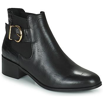 Sapatos Mulher Botins Minelli ALINNA Preto