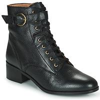 Sapatos Mulher Botins Minelli CAMILA Preto