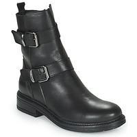 Sapatos Mulher Botas baixas Minelli PAULINA Preto