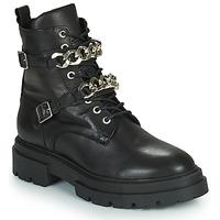 Sapatos Mulher Botas baixas Minelli GIULIA Preto