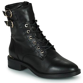 Sapatos Mulher Botas baixas Minelli LOLITA Preto