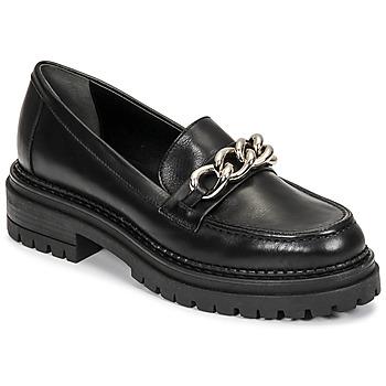 Sapatos Mulher Mocassins Minelli MELINDA Preto