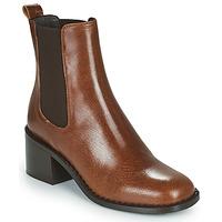 Sapatos Mulher Botins Minelli FREYLA Castanho