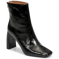 Sapatos Mulher Botins Minelli CREMIA Preto