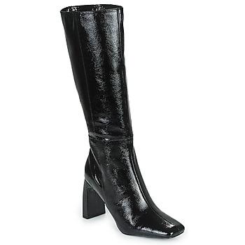 Sapatos Mulher Botas Minelli PALOMA Preto