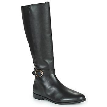 Sapatos Mulher Botas Minelli SELIRA Preto