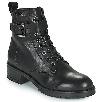 Sapatos Mulher Botas baixas Minelli NENITA Preto