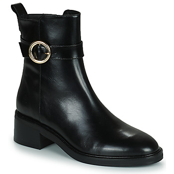 Sapatos Mulher Botins Minelli KAMELIA Preto