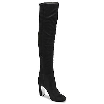 Sapatos Mulher Botas Minelli  Preto