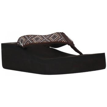 Sapatos Mulher Chinelos Kelara K12002 Mujer Marron marron