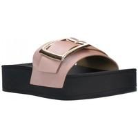 Sapatos Mulher chinelos Kelara K12029 Mujer Nude rose
