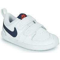 Sapatos Criança Sapatilhas Nike NIKE PICO 5 (TDV) Branco / Azul