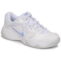 Sapatos Mulher Sapatilhas Nike WMNS NIKE COURT LITE 2 Branco / Prateado