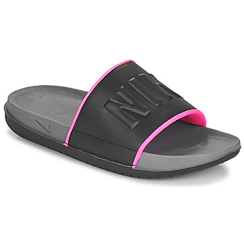 Sapatos Mulher chinelos Nike WMNS NIKE OFFCOURT SLIDE Cinza