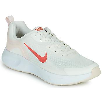 Sapatos Mulher Multi-desportos Nike WMNS NIKE WEARALLDAY Bege / Rosa