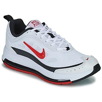 Sapatos Homem Sapatilhas Nike NIKE AIR MAX AP Branco / Vermelho