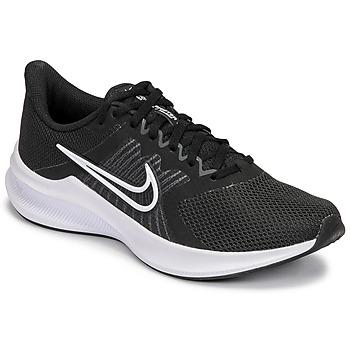 Sapatos Mulher Sapatilhas de corrida Nike WMNS NIKE DOWNSHIFTER 11 Preto / Branco