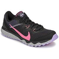 Sapatos Mulher Sapatilhas de corrida Nike WMNS NIKE JUNIPER TRAIL Preto / Rosa