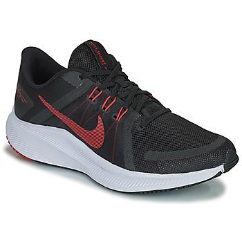 Sapatos Homem Sapatilhas de corrida Nike NIKE QUEST 4 Preto / Vermelho