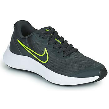 Sapatos Criança Sapatilhas de corrida Nike NIKE STAR RUNNER 3 (GS) Cinza