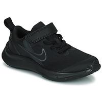 Sapatos Criança Sapatilhas de corrida Nike NIKE STAR RUNNER 3 (PSV) Preto
