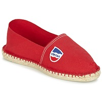 Sapatos Homem Alpargatas 1789 Cala UNIE ROUGE Vermelho