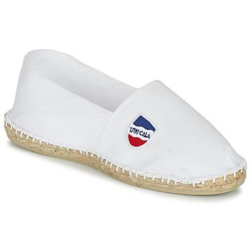 Sapatos Alpargatas 1789 Cala UNIE BLANC Branco