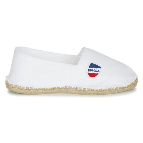 Unie Blanc 1789 Cala Alpargatas Branco