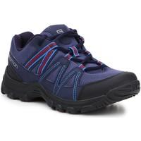 Sapatos Mulher Sapatos de caminhada Salomon Deepstone W 408741 24 V0 granatowy