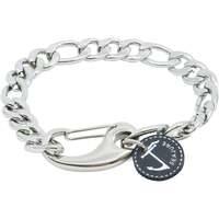 Relógios & jóias Homem Pulseiras Seajure Lanai Bracelet Prateado