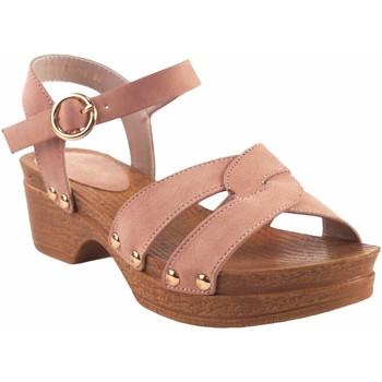 Sapatos Rapariga Sandálias Bubble Bobble menina  a3014 rosa Rosa