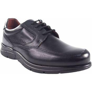 Sapatos Homem Sapatos Baerchi sapato  1250 preto Preto