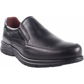 Sapatos Homem Mocassins Baerchi sapato  1251 preto Preto