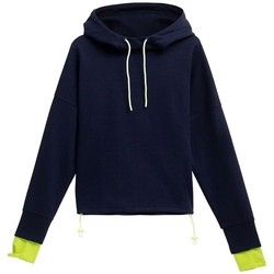 Textil Criança Sweats 4F BLD025 Azul marinho